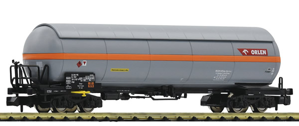 Fleischmann 849109 - Pressure gas tank wagon