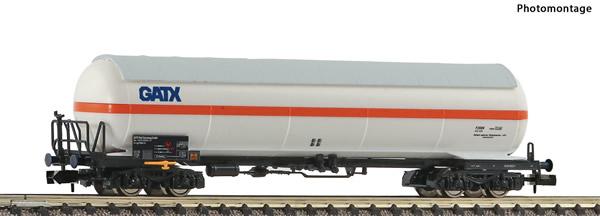 Fleischmann 849112 - Pressurised gas tank wagon Display 849110 #2