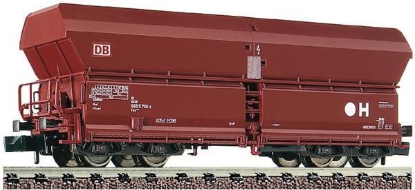 Fleischmann 852323 - German Self unloading hopper wagon type Falns 183 of the DB AG
