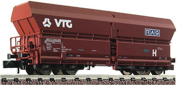 Fleischmann 852326 - German Hopper Car of the VTG/RAG