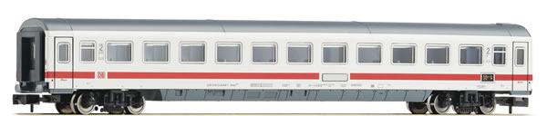 Fleischmann 861303 - German IC/EC Compartment Coach 2.Class Bwmz 185.3 of the DB AG