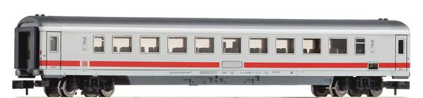 Fleischmann 861403 - German IC/EC Compartment Coach 2.Class Bpmz 293 of the DB AG