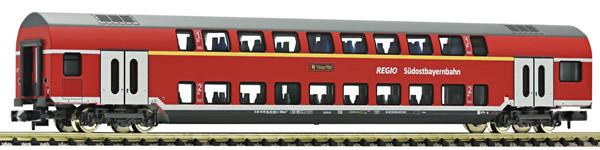 Fleischmann 862704 - 1st/2nd class double-deck coach, DB AG (Südostbayernbahn)