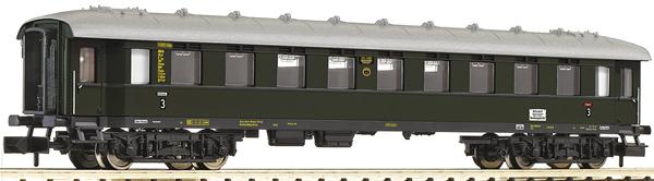Fleischmann 863203 - 3rd class fast train coach