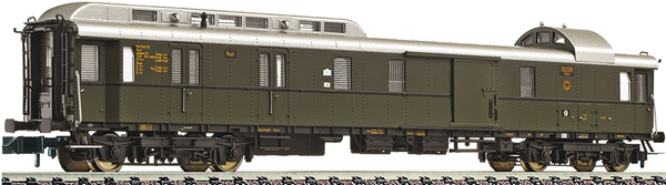 Fleischmann 863604 - Standard post and baggage car