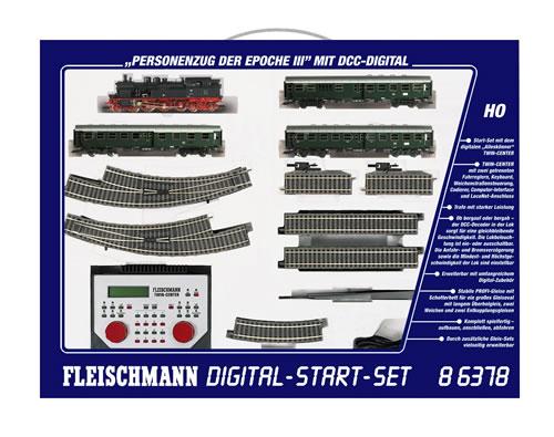 fleischmann 86378 digital startset passenger train of. Black Bedroom Furniture Sets. Home Design Ideas