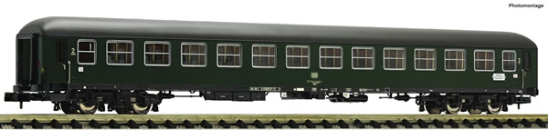 Fleischmann 863923 - 2nd class express train coach