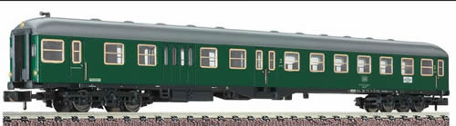 Fleischmann 8664 - 2nd Class control-cab coach for semi fast trains, with baggage compartment