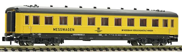 Fleischmann 867406 - Power measurement car of the Bundesbahn Versuchsanstalt Minden, DB