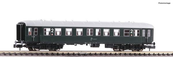 Fleischmann 867716 - 2nd class express train coach