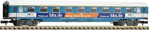 Fleischmann 868102 - Additional Car HKX 1x 2.Class w. gray Apron