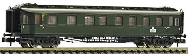 Fleischmann 878001 - 2nd/3rd class express coach type BC 4ü w, DB
