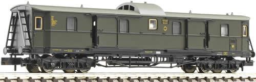 Fleischmann 881007 - Baggage car, type pr04 PW4 , the DRG