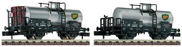 Fleischmann 881906 - 2-piece set tank wagons