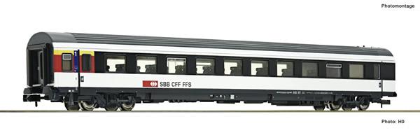 Fleischmann 890321 - 1st class passenger carriage with service compartment
