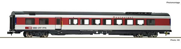 Fleischmann 890325 - Dining coach