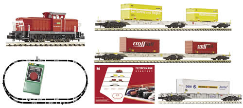 Fleischmann 931203 - Starter set A+B, Switzerland