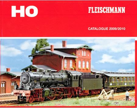 Fleischmann 990129 - HO Catalog 2009/2010