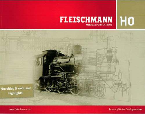 Fleischmann 990130 - 2011 HO Products Catalog
