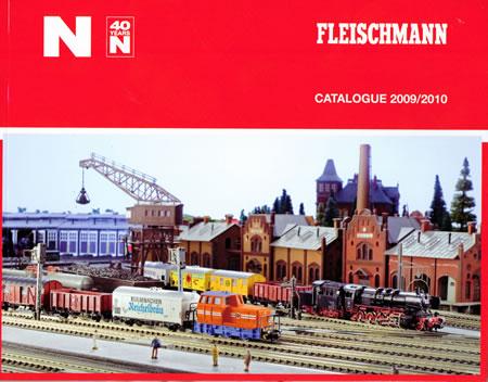 Fleischmann 990229 - Fleischmann Catalog N 2009/2010