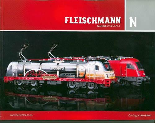 Fleischmann 990231 - 2012 N Gauge Products Catalog