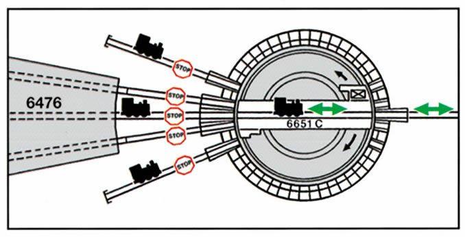 L6651 fleischmann 6651 turntable ns fleischmann turntable wiring diagram at mifinder.co