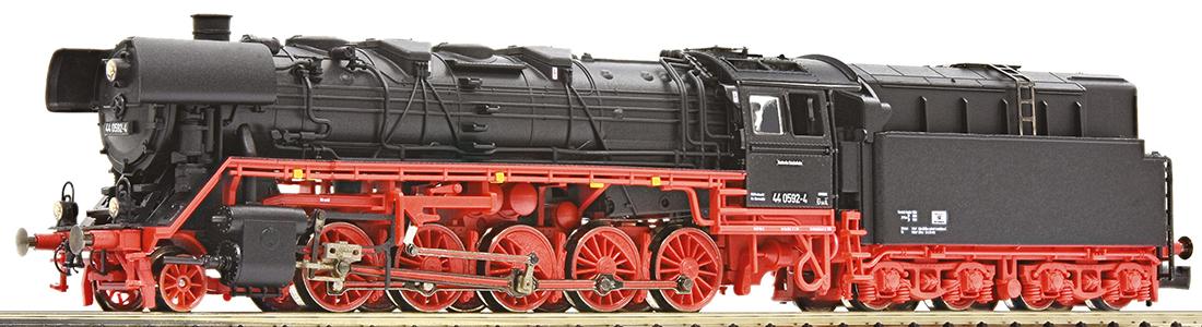 fleischmann 714472 - German Steam Locomotive Class 44 0 with oil