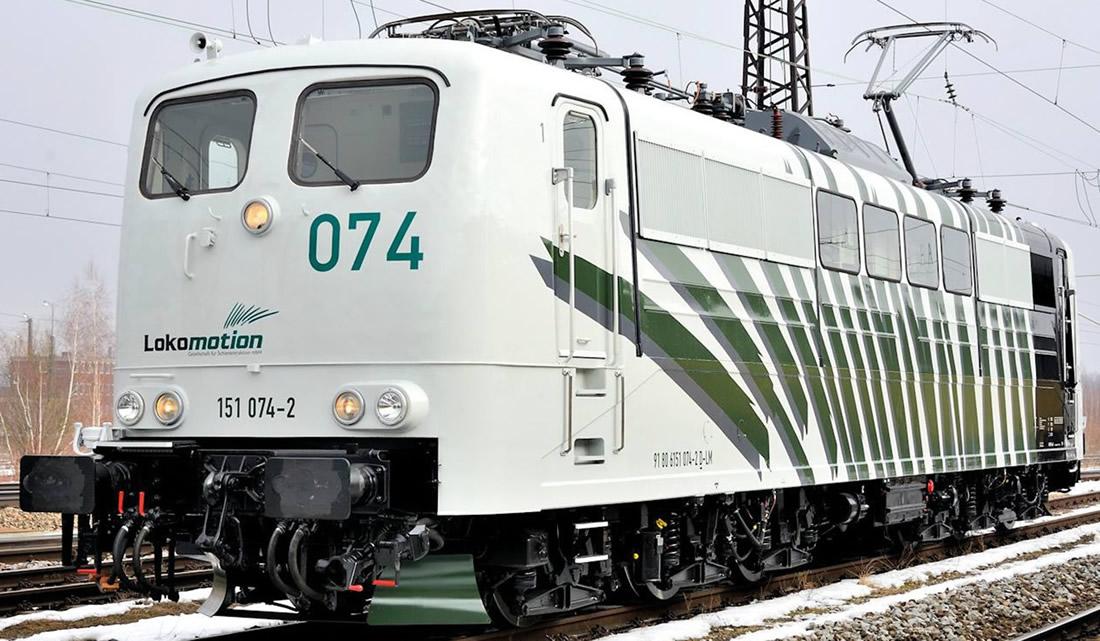 Fleischmann 738008 German Electric Locomotive Br 151