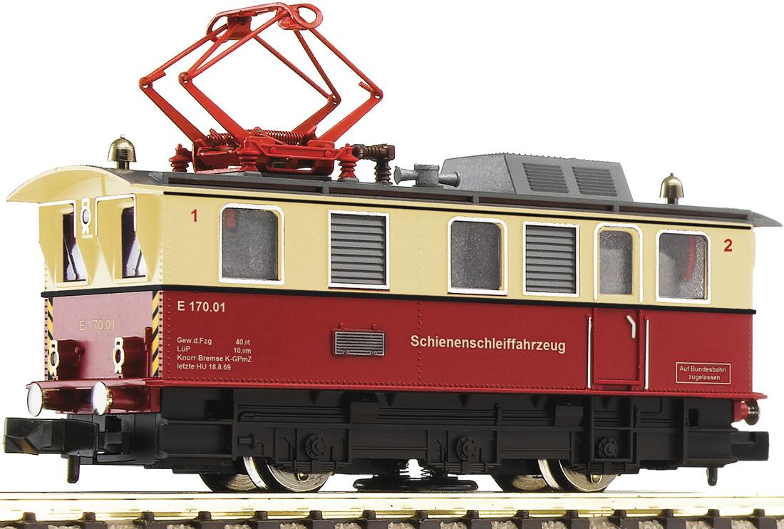 """Fleischmann 796804 - German Electric Locomotive """"Rail"""