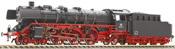 German Steam Locomotive BR003 131 of the DB (Sound)