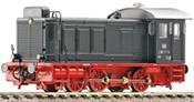 German Diesel Locomotive BR 236 of the DB (Sound)