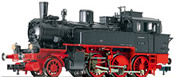 German Steam Locomotive BR 91 of the DB