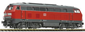 German Diesel Locomotive BR 215 of the DB AG (Sound Decoder)