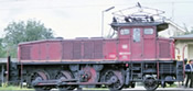 German Electric Locomotive BR 160 of the DB ( Marklin Digital Coupler + Sound)