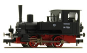 "Fleischmann 400001 German Steam Locomotive BR 98.75 ""Schw. Anna"" of the DRG"