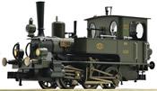 Steam Locomotive DVI of the Royal Bavarian State Railway