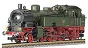German Steam Locomotive T10 of the KPEV