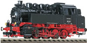 German Steam Locomotive BR 81 w. Digital Couplers