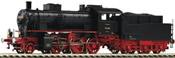 German Steam Locomotive BR 54.15 of the DRG