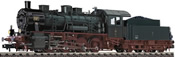 Steam Locomotive Class G 8.1, KPEV (Digital Couplers; Sound and Flickering Fire Box)