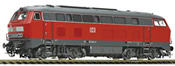 German Diesel Locomotive BR 215 of the DB AG