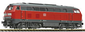 German Diesel Locomotive BR 215 of the DB AG (DCC Sound Decoder)