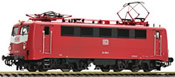 German Electric Locomotive BR 141 of the DB AG (Sound)