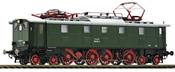 German Electric Locomotive BR 152 of the DB