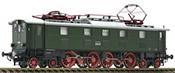German Electric Locomotive BR E52 of the DB (Sound)