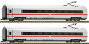 Fleischmann 448101 ICE 3 BR 407 Supplement Set Velaro, SET I