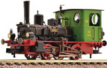 German Special series: Steam locomotive MOUNTAIN of the K.Bay.Sts.B