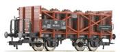 German Acid transport car Zschimmer & Schwarz of the DB