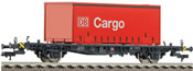 German Container Carrier of the DB AG