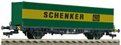 German Container Car SCHENKER of the DB